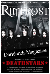 Darklands Magazine