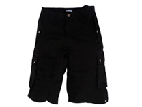 Mens Black Shorts