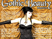 Gothic Beauty Magazine - Issue 11