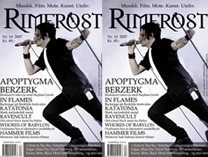 Rimfrost Magazine - Issue 14