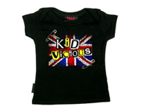 Baby T-shirt - Kid Vicious