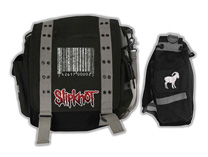 Slipknot - Black Canvas Messenger Bag