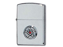 Alchemy Lighter - Pentagram