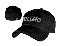 The Killers - Black Flex Cap