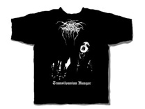 Darkthrone - Transylvanian Hunger T-shirt